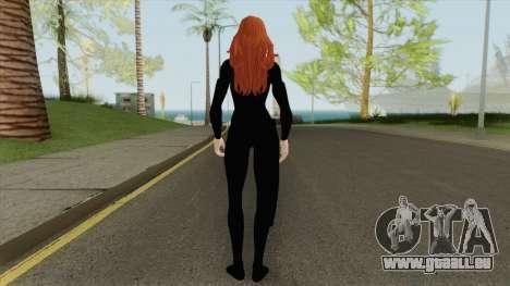 Jean Gray (X-Men Evolution) pour GTA San Andreas
