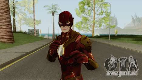 Flash: Fastest Man Alive V2 pour GTA San Andreas