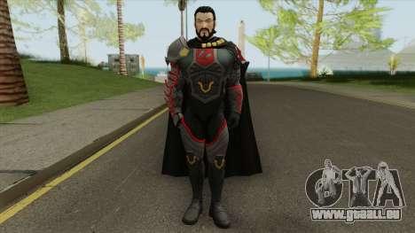 General Zod: Kryptonian Warmonger V2 pour GTA San Andreas