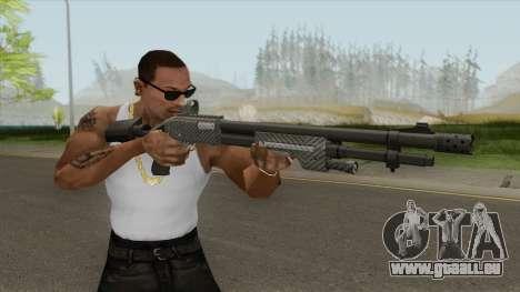 Shotgun (Carbon) pour GTA San Andreas