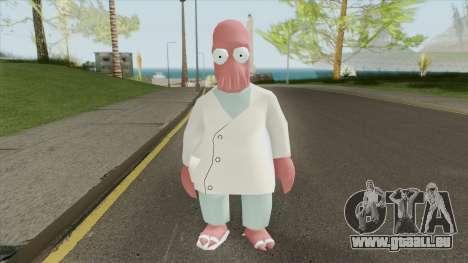 Doctor Zoidberg (Futurama) pour GTA San Andreas