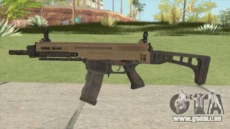 CZ-805 Assault Rifle pour GTA San Andreas