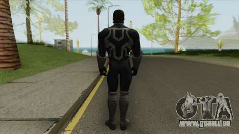 General Zod: Kryptonian Warmonger V1 pour GTA San Andreas