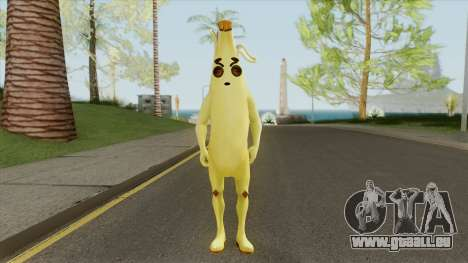 Peely From Fornite pour GTA San Andreas