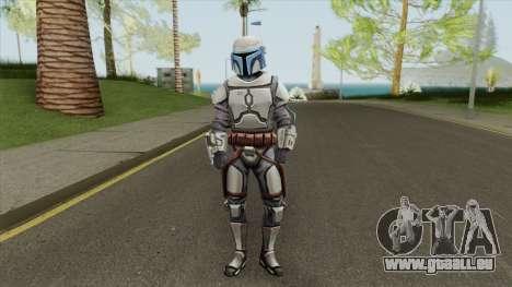Jango Fett From Star Wars: Galaxy of Heroes pour GTA San Andreas