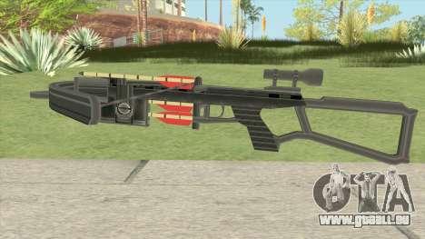 Delta Repeater (007 Nightfire) pour GTA San Andreas