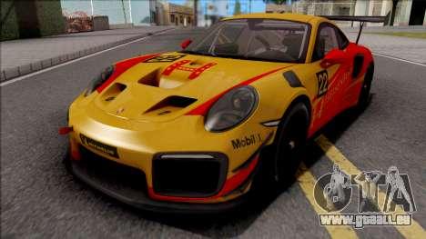 Porsche 911 GT2 RS 2019 Clubsport für GTA San Andreas