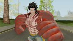Monkey D. Luffy (Gear Fourth Transformation)