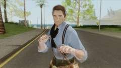 Arthur Morgan (Red Dead Redemption 2) V1 pour GTA San Andreas