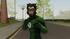 Arkkis Chummuck: Green Lantern of Sector 3014 V1 pour GTA San Andreas