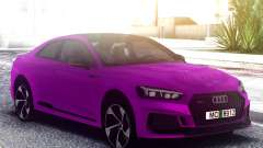 Audi RS5 Purple für GTA San Andreas