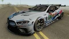 BMW M8 GTE 2018 High Quality für GTA San Andreas