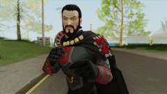 General Zod: Kryptonian Warmonger V2 pour GTA San Andreas