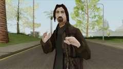 Urban Male Criminal (Dark Brown Leather Jacket) pour GTA San Andreas