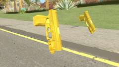 Wolfram P2K Gold (007 Nightfire) pour GTA San Andreas