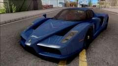 Ferrari Enzo 2002 Blue pour GTA San Andreas