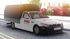 BMW M5 E60 Van