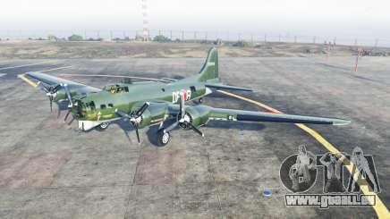 Boeing B-17 Flỿing Festung für GTA 5