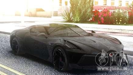 Bugatti La Voiture Noire 2019 für GTA San Andreas
