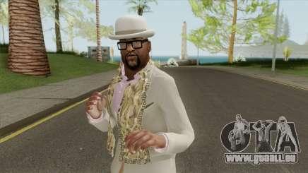Big Smoke (Casino And Resort Outfit) pour GTA San Andreas