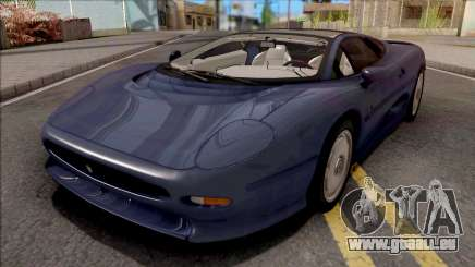 Jaguar XJ220 1992 für GTA San Andreas