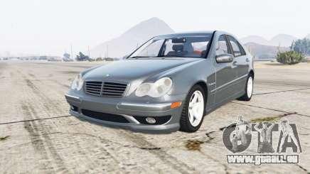 Mercedes-Benz C 32 AMG (W203) 2001 für GTA 5