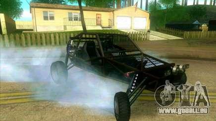 New Bandito pour GTA San Andreas