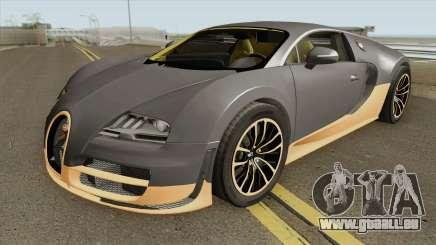 Bugatti Veyron 16.4 Super Sport 2010 für GTA San Andreas