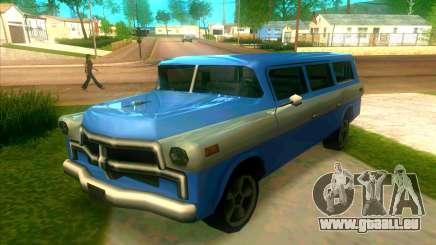 Walton Wagon pour GTA San Andreas
