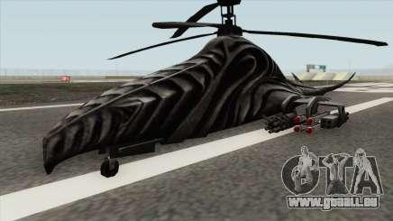 KA-85 Kestrel pour GTA San Andreas