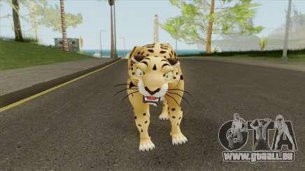Sabor (Tarzan) pour GTA San Andreas