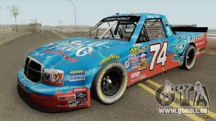 Dodge RAM Nascar 2011 für GTA San Andreas