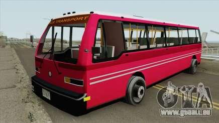 GMC RTS (Niva) V2 pour GTA San Andreas