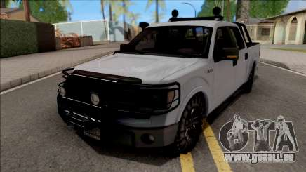 Ford F-150 2014 pour GTA San Andreas