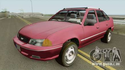 Daewoo Cielo für GTA San Andreas