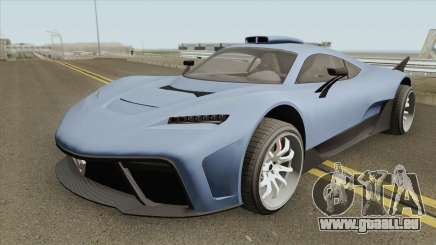 Benefactor Krieger GTA V (Stock) IVF für GTA San Andreas
