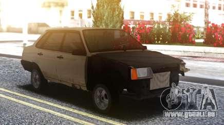 VAZ 21099 Cassé et rouillé pour GTA San Andreas