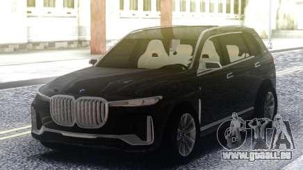 BMW X7 für GTA San Andreas