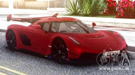 2020 Koenigsegg Jesko für GTA San Andreas