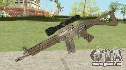 SG5 Commando (007 Nightfire) pour GTA San Andreas