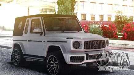Mercedes-Benz G63 464 Cabrio pour GTA San Andreas