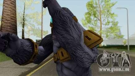 Gorilla Grodd: Psychic Mastermind V1 pour GTA San Andreas