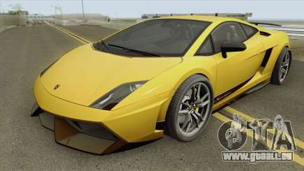 Lamborghini Gallardo LP 570-4 Superleggera 2011 für GTA San Andreas