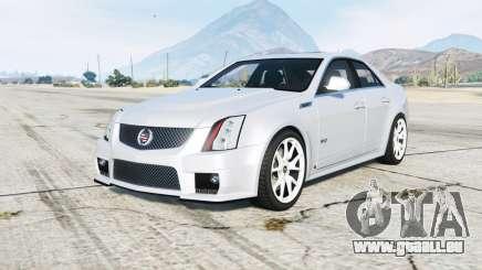 Cadillac CƬS-V 2009 pour GTA 5