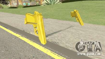 Wolfram PP7 Gold (007 Nightfire) pour GTA San Andreas
