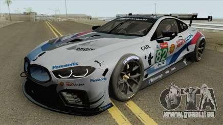 BMW M8 GTE 2018 High Quality pour GTA San Andreas