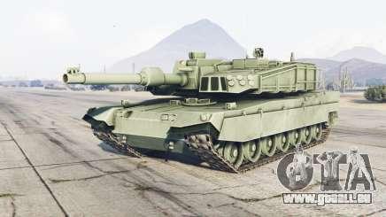 K2 Black Panther laurel green pour GTA 5