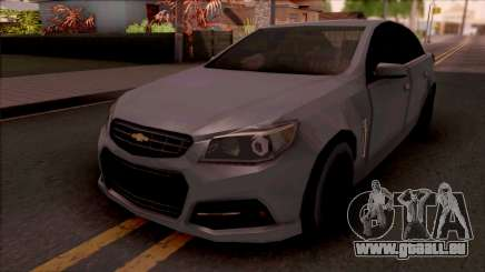 Chevrolet SS 2014 Lowpoly pour GTA San Andreas