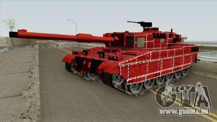 Tank GTA V für GTA San Andreas