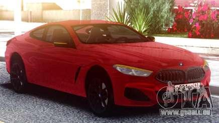 BMW M850i pour GTA San Andreas
